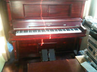 "Player Piano - ""Gerhard from Heintzman & Co Ltd"