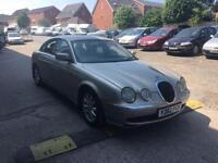 Jaguar S-TYPE 3.0 V6 4 door - 2001 Y-REG - 6 MONTHS MOT