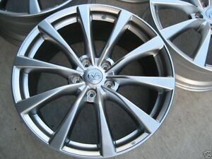 "Wanted: Set of 19"" G37 Coupe Rims"