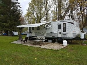 RV trailer purchased 2012, rarely used