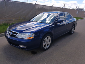 2002 Acura TL TYPE-S ONLY 112850 KM VERY RARE