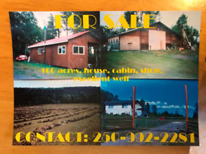 Great Ranch in the Cariboo
