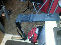 FRONTIER BRAND 4 BIKE HOLDER TO FIT HITCHES,EASY INSTALL