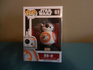 Funko Pop Vinyl Star Wars BB-8 #61
