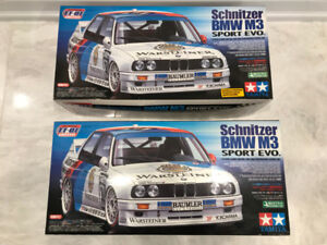 *RARE* Tamiya TT-01 BMW E30 M3 Radio Controlled Kit