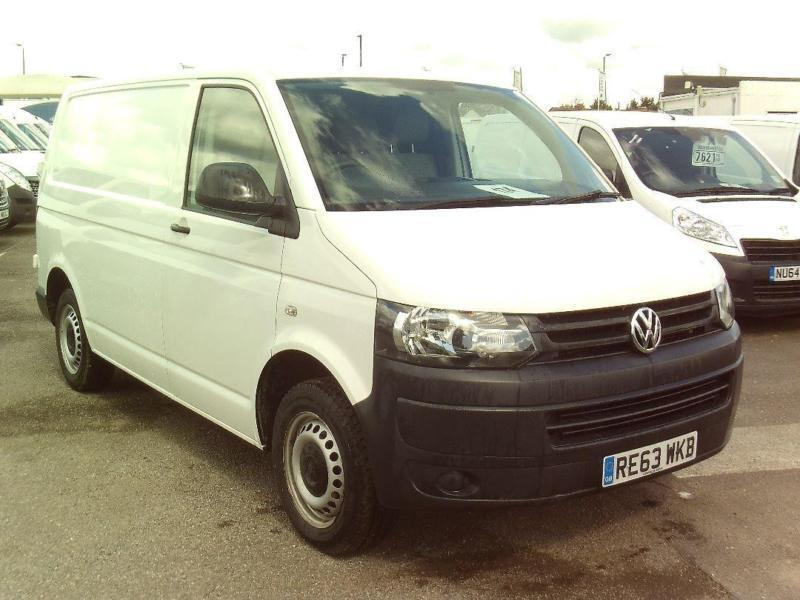 Volkswagen Transporter T28 SWB STARTLINE TDI 84PS VAN DIESEL MANUAL (2013)
