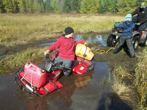 ATV PARADISE Muskoka ~ Come and rent a Private Lakefront Cottage