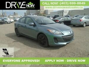 2012 Mazda Mazda3 GS  - Heated Seats - $67.79 B/W