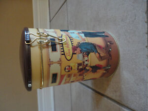 Tim Hortons collectible limited edition metal canister scenery London Ontario image 5