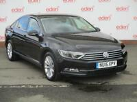 2015 Volkswagen Passat 1.6 Se Tdi Business 4 door Saloon