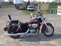 Amazing condition 2001 Honda Shadow Ace Motorcycle