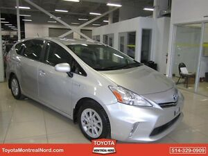 Toyota Prius V Gr.Electric 2014