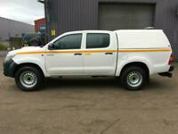 2016 Toyota Hilux Active 2.5 D4-D Double Cab 4x4 *Tacho * Chapter 8 * LED Beacon