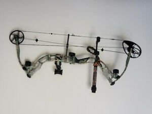 Compound Bow. BLACKOUT SS + everything need to hunt and practice
