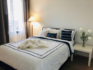 room available downtown core