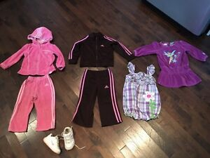 18-24 & 2T mostly fit as 2T