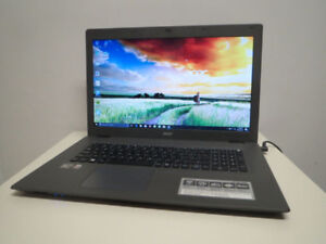 New 17 17.3 Acer gaming laptop Quad Core 8GB 1TB Graphics Office