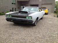 1969 Solid Dodge Coronet REDUCED