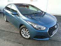 2016 Hyundai i40 1.7 CRDi [115] Blue Drive SE Nav 4dr Saloon Diesel Manual