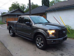 2015 Ford F-150 XLT Pickup Truck >$45k invested, winter tires