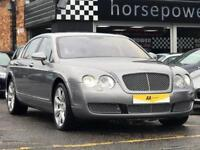 2005 Bentley Continental 6.0 Flying Spur 4dr Petrol silver Automatic