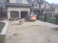 Interlocking, Concrete Stamped,Deck and Fence - Mr.Chan