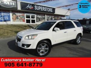 2007 Saturn Outlook XR  AWD LEATHER DUAL-ROOF 8W-SEAT 8-PASS