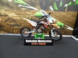 KTM SX 50 Motocross Bike Very clean example Big wheels