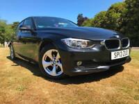3 MTHS WARRANTY*2013(13)BMW 320D EFFICIENT-DYNAMICS S/S WITH ONLY 61K FSH *