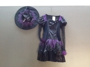 Halloween costume - Punky Witch