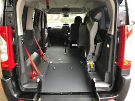 2016 Peugeot Expert Tepee 2.0 DIESEL UPFRONT WHEELCHAIR ACCESSIBLE VEHICLE ...