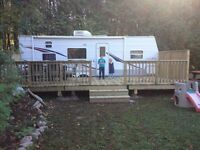 2007 trailer for sale $9800 includes park fee
