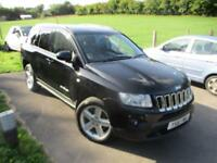 2012 JEEP COMPASS CRD LIMITED (4WD)LEATHER 4X4 DIESEL
