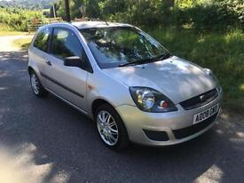 Ford Fiesta 1.25 Style Climate LONG MOT + 1 PREVIOUS OWNER