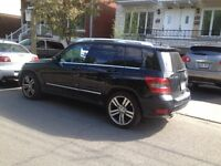 Mercedes GLK 350 lease takeover