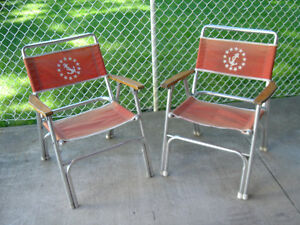EEZ-IN  Marine Chairs, Qty 2 London Ontario image 1