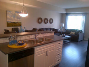 Fully furnished Condo apartment near Edmonton Alberta 1200.00