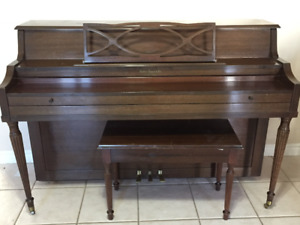 Piano for sale - best offer