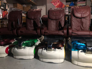 7pedicure Chairs for sale