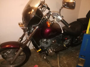 1988 Honda Shadow