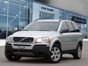 2006 Volvo XC90 ** 7 seater ** AS IS SPECIAL **