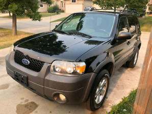 2007 Ford Escape *with safety *