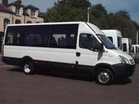 IVECO DAILY 17 SEATER WHEELCHAIR ACCESSIBLE MINIBUS COIF DIGITAL TACHOGRAPH PSV