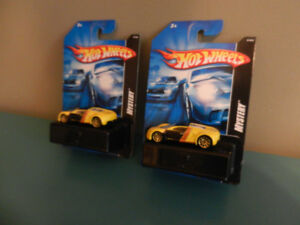 Hot Wheels Bugatti Veyron Mystery Cars 2007 Rare Lot of 2