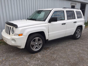 2008 JEEP PATRIOT SPORT 4X4, ( FINANCIAL AVAILABLE )