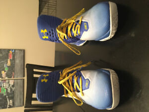 Under Armour Currie 2.5 Sneakers