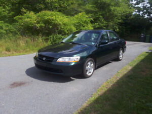 1999 Honda accord v6