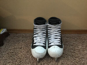 Bauer 7000 Goal Skates (size 11 US) - Good Condition $70