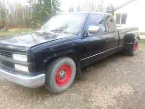 1988 Chevrolet 2500 custom dually