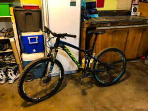 Norco Fluid Dual Suspension Mountain Bike